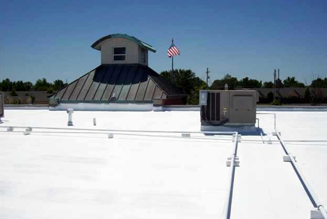Single-Ply Roof RCR